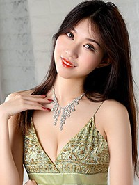 Asian woman Ziyue (Lucy) from jinlin, China