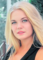 Russian single Oksana from Kremenchug, Ukraine