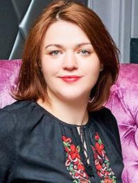 Russian woman Anastasia from Kiev, Ukraine