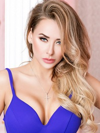 Single Olga from Kiev, Ukraine