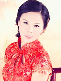 Asian woman Ye from Hengyang, China