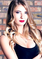Russian single Alesya from Kiev, Ukraine