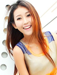 Asian woman Bo (Scarlett) from Harbin, China