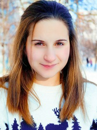 Single Katerina from Kherson, Ukraine