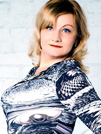 Russian single woman Lesya from Kiev, Ukraine