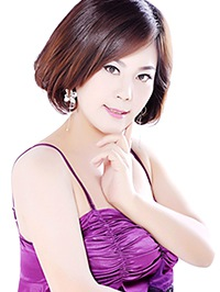 Asian woman Lianying from Hengyang, China
