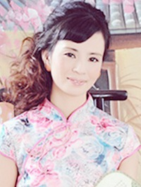 Asian Bride Guihong from Hengyang, China