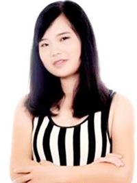 Asian woman Jie from Hengyang, China