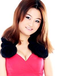 Asian woman Li from Hengyang, China