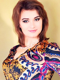 Russian woman Elena from Kharkov, Ukraine