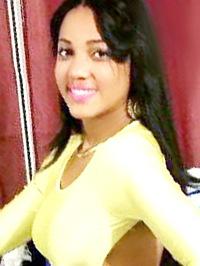 Latin woman Perla Rubi from Santo Domingo, Dominican Republic