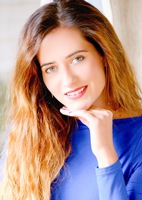 Russian single Daria from Rovno, Ukraine
