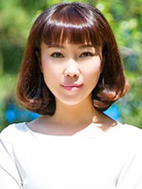 Asian woman Wei from Chongqing, China