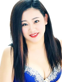 Asian woman Xue (Yuki) from Shenyang, China