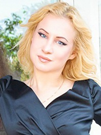 Russian Bride Marina from Kiev, Ukraine
