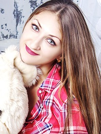 Russian woman Evgeniya from Dnepropetrovsk, Ukraine
