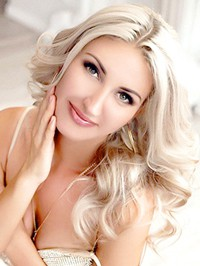 Russian woman Evgeniya from Donetsk, Ukraine