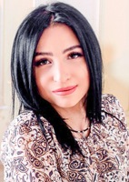 Single Kristina from Zaporozhye, Ukraine