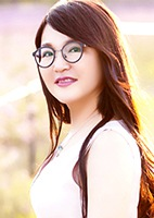 Asian lady Hermosa from Zhengzhou, China, ID 47338