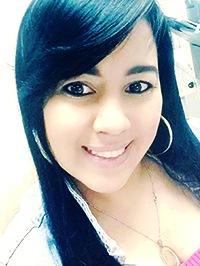 Latin woman Carmen Maria from Valencia, Venezuela