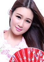 Russian single Mei from Changsha, China