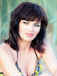 Single Ella from Alchevsk, Ukraine