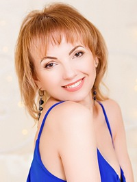 Single Yana from Andreevichi, Ukraine