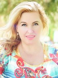 Russian woman Nataliya from Belskaya Volya, Ukraine