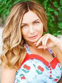 Single Nina from Bezlyudovka, Ukraine