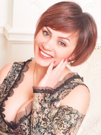 Single Alena from Rudovka, Ukraine