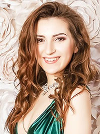 Single Ekaterina from Novomoskovsk, Ukraine