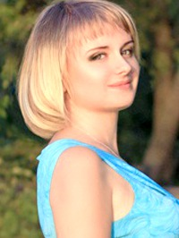 Russian woman Darya from Chapaevka, Ukraine