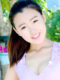 Asian Bride Ke (Melody) from Jinzhou, China