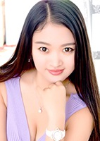 Asian lady Ao (Ruby) from Liaoyang, China, ID 47599
