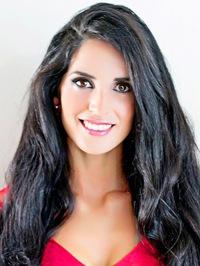 Latin woman Georgina Andrea from Mexico City, Mexico
