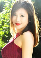 Asian lady Qun from Fushun, China, ID 47707