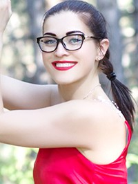 Single Anna from Zaporozhye, Ukraine