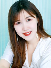 Asian Bride Shuyu from Jixi, China