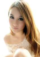 Russian single Qin (Mary) from Guangdong, China