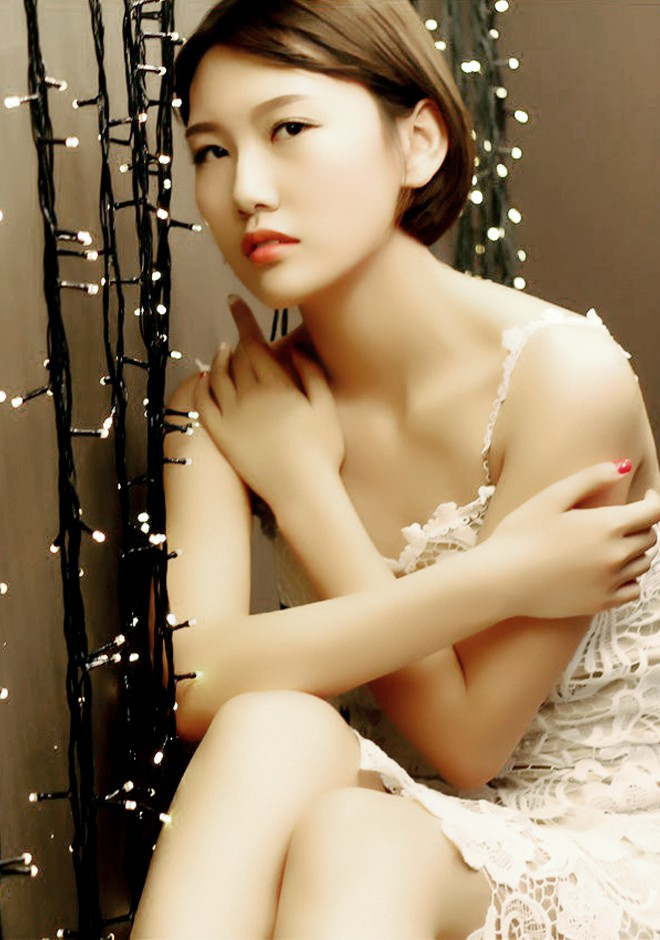 Asian bride Xinyue from Shenyang
