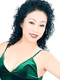 Asian lady Yumei from Fushun, China, ID 47834
