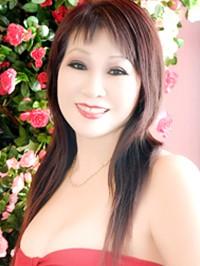 Asian woman Fengxian from Fushun, China