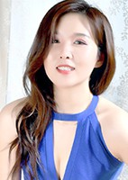 Russian single Liying from Shenyang, China