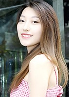 Russian single Muyi from Shenyang, China