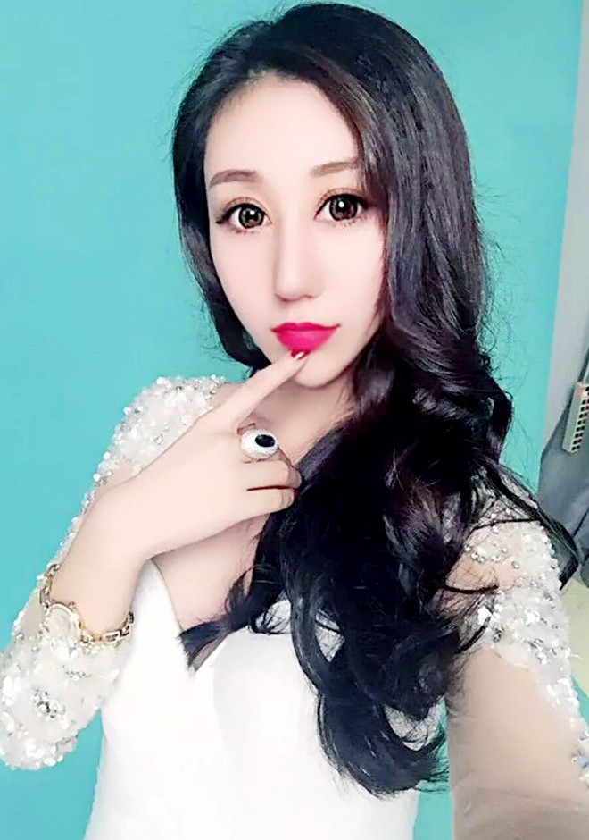 Asian bride Hailan (Lan) from Zhangjiakou