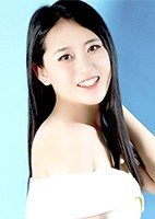 Asian lady Siyu from Jinzhou, China, ID 47883