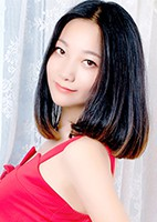 Asian lady Ning from Jilin City, China, ID 47888