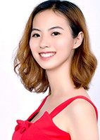 Asian lady Zhuowen from Shenyang, China, ID 47893