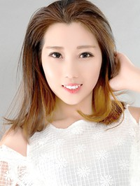 Single Xue (Snow) from Shenyang, China