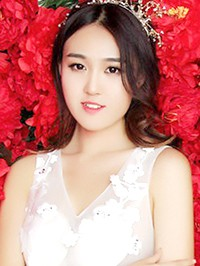 Asian Bride Ge from Dalian, China